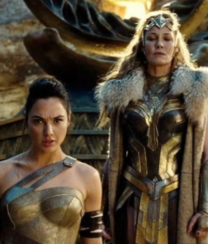 Wonder Woman: Myth of the Village