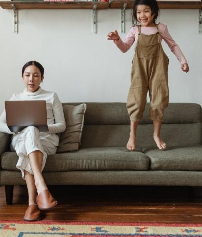 Making Motherhood Work While Working